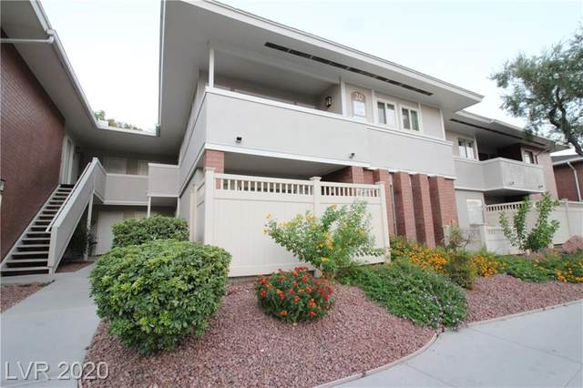 2866 Loveland Drive #2013, Las Vegas, NV 89109 (MLS #2235758) :: The Perna Group