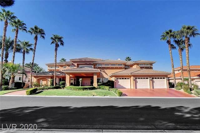 82 Innisbrook Avenue, Las Vegas, NV 89113 (MLS #2235776) :: The Lindstrom Group