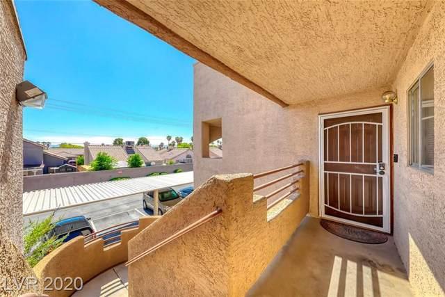 6883 Tamarus Street #203, Las Vegas, NV 89119 (MLS #2235787) :: The Perna Group
