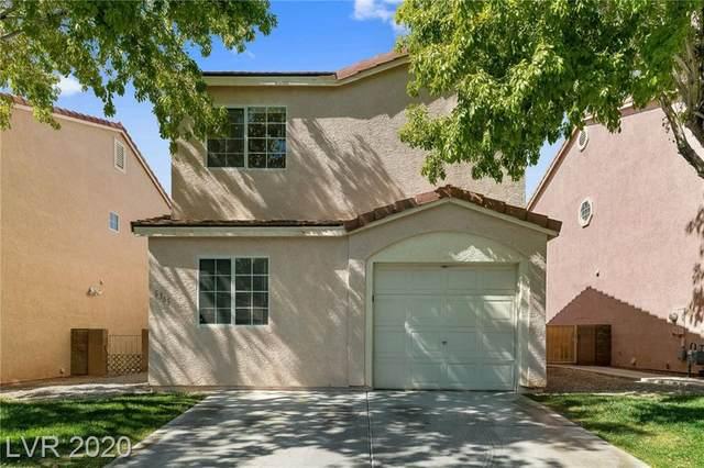 5365 Harvest Breeze Road, Las Vegas, NV 89118 (MLS #2235827) :: Billy OKeefe | Berkshire Hathaway HomeServices