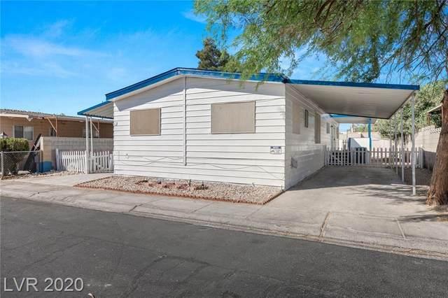 3629 Allegheny Drive, Las Vegas, NV 89122 (MLS #2235828) :: The Lindstrom Group