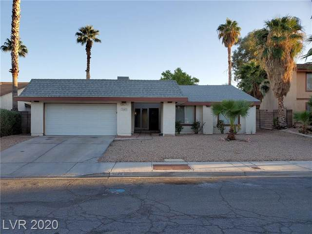 3849 Boca Chica Avenue, Las Vegas, NV 89120 (MLS #2235832) :: The Lindstrom Group