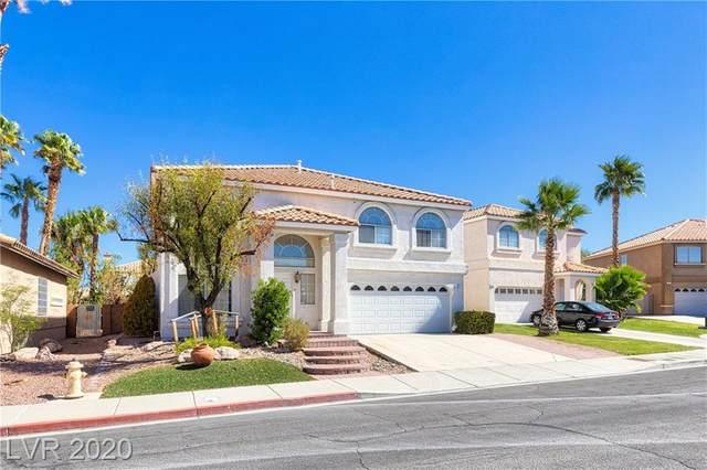 8 Bishopsgate Terrace, Henderson, NV 89074 (MLS #2235835) :: Kypreos Team