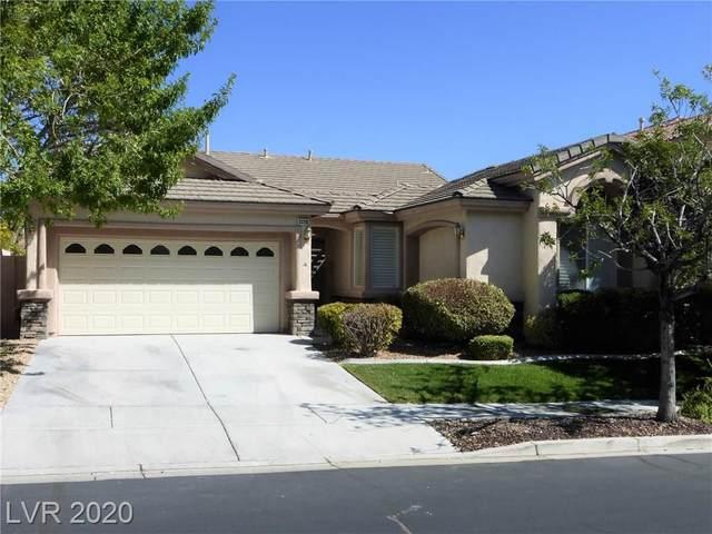 2220 Scarlet Rose Drive, Las Vegas, NV 89134 (MLS #2235843) :: Helen Riley Group | Simply Vegas