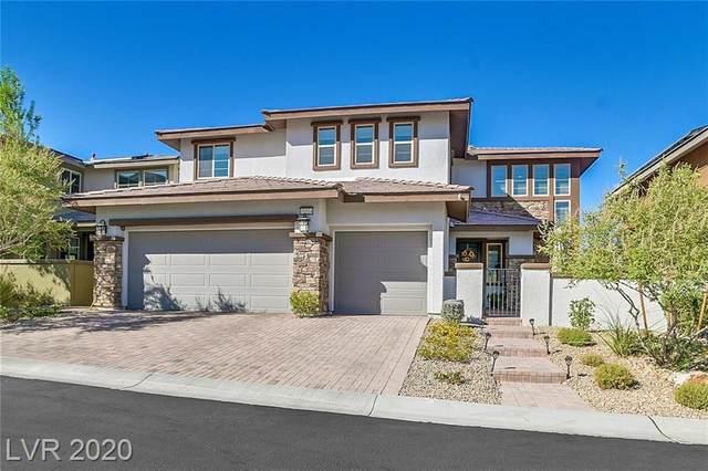 10524 Dove Meadow Way, Las Vegas, NV 89135 (MLS #2235862) :: The Lindstrom Group