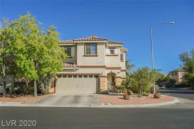 9620 Simple Life Avenue, Las Vegas, NV 89148 (MLS #2235899) :: Hebert Group | Realty One Group