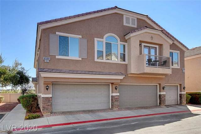 6599 Tumbleweed Ridge Lane #101, Henderson, NV 89011 (MLS #2235904) :: The Perna Group