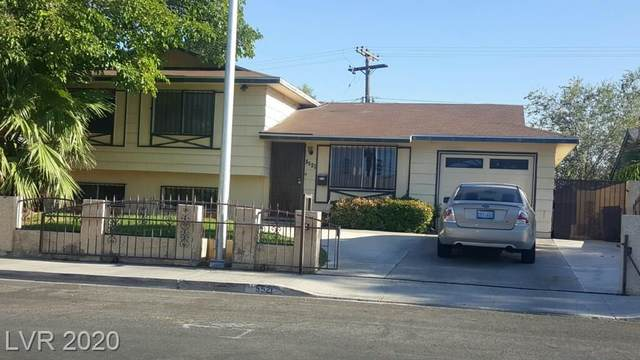 5521 Eugene Avenue, Las Vegas, NV 89108 (MLS #2235905) :: The Lindstrom Group