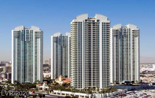 2777 Paradise Road #902, Las Vegas, NV 89109 (MLS #2235912) :: The Lindstrom Group