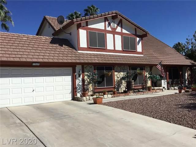 5564 Mcleod Drive, Las Vegas, NV 89120 (MLS #2235925) :: The Lindstrom Group