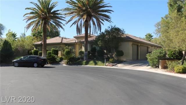 8382 Jeeves Circle, Las Vegas, NV 89149 (MLS #2235945) :: Vestuto Realty Group