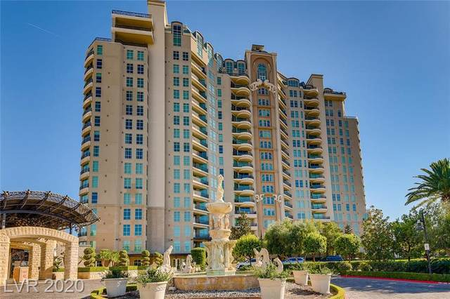 9103 Alta Drive #206, Las Vegas, NV 89145 (MLS #2236029) :: The Perna Group
