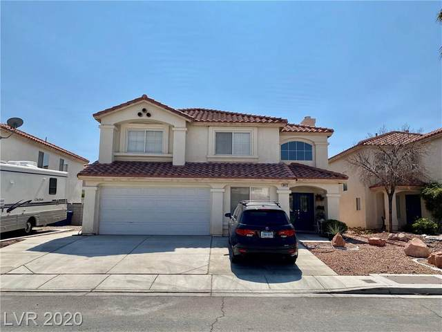8413 Chinook Candy Court, Las Vegas, NV 89113 (MLS #2236050) :: The Perna Group