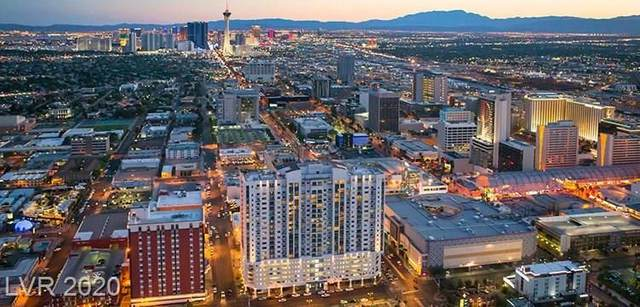150 Las Vegas Boulevard #1120, Las Vegas, NV 89101 (MLS #2236083) :: The Perna Group