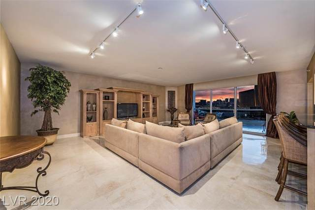 2877 Paradise Road #1902, Las Vegas, NV 89109 (MLS #2236123) :: Hebert Group | Realty One Group