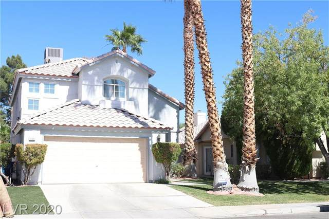 1126 Overture Drive, Las Vegas, NV 89123 (MLS #2236125) :: The Lindstrom Group