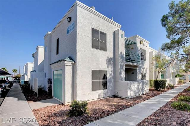 7100 Pirates Cove Road #2114, Las Vegas, NV 89145 (MLS #2236140) :: The Perna Group