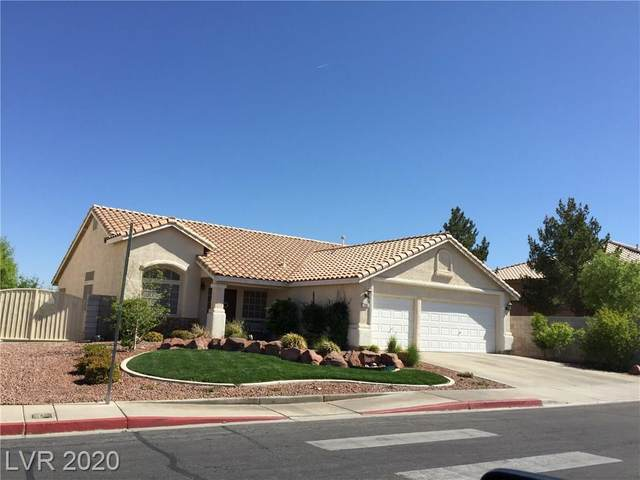 226 Bailey Island Drive, Henderson, NV 89074 (MLS #2236146) :: The Lindstrom Group