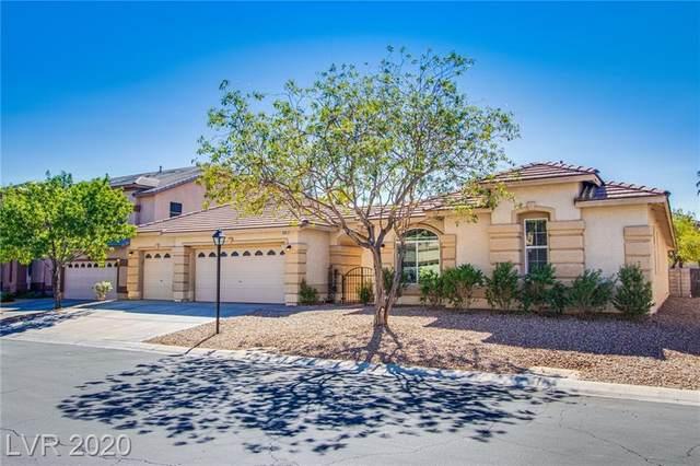 385 Wiseton Avenue, Las Vegas, NV 89183 (MLS #2236151) :: The Lindstrom Group