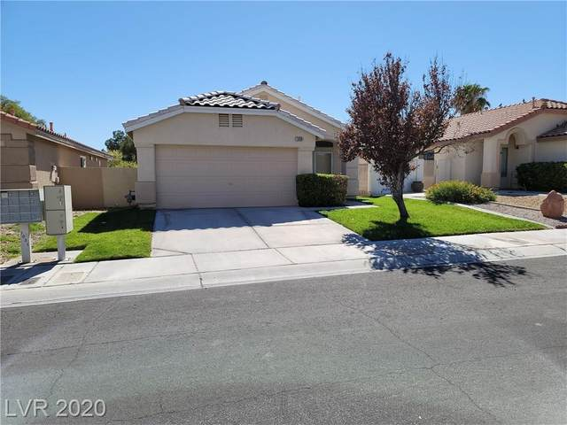 7869 Quill Gordon Avenue, Las Vegas, NV 89149 (MLS #2236173) :: The Lindstrom Group