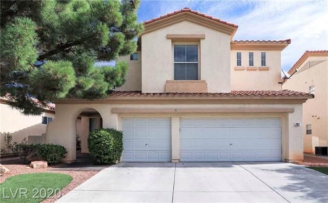 292 Turtle Peak Avenue, Las Vegas, NV 89148 (MLS #2236182) :: The Perna Group
