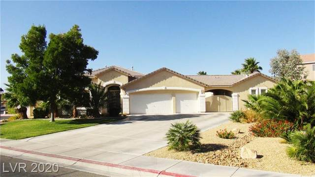 8909 Silk Bonnet Court, Las Vegas, NV 89143 (MLS #2236195) :: The Shear Team
