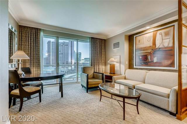 125 Harmon Avenue #707, Las Vegas, NV 89109 (MLS #2236238) :: Team Michele Dugan