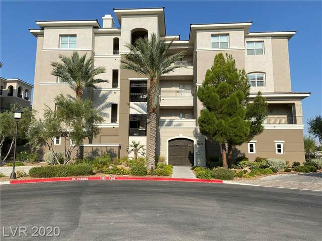 9224 Tesoras Drive #401, Las Vegas, NV 89144 (MLS #2236298) :: Billy OKeefe | Berkshire Hathaway HomeServices