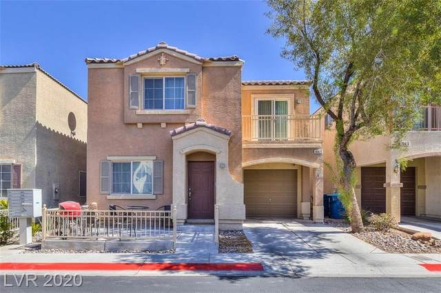 10472 Perfect Parsley Street, Las Vegas, NV 89183 (MLS #2236308) :: The Lindstrom Group