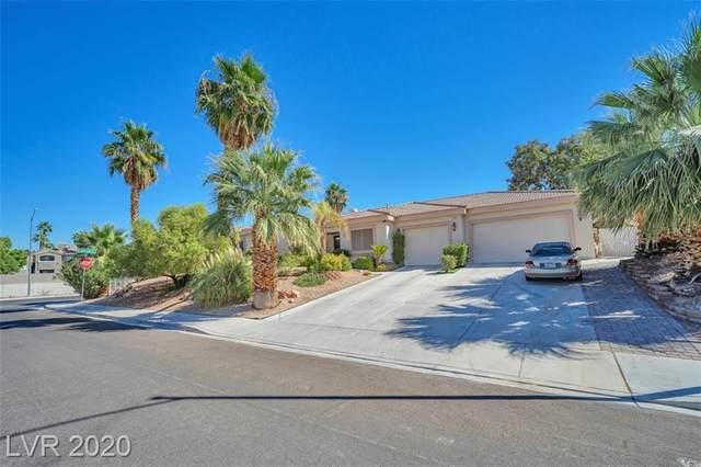 7510 Burnham Avenue, Las Vegas, NV 89123 (MLS #2236313) :: Billy OKeefe | Berkshire Hathaway HomeServices