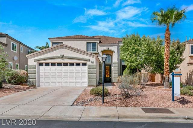 642 Badlands Avenue, Henderson, NV 89012 (MLS #2236323) :: The Perna Group
