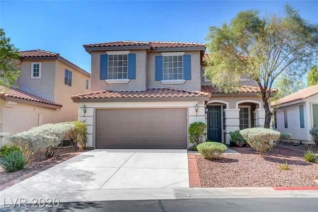 5939 Poplar Tree Street, Las Vegas, NV 89148 (MLS #2236326) :: Hebert Group | Realty One Group