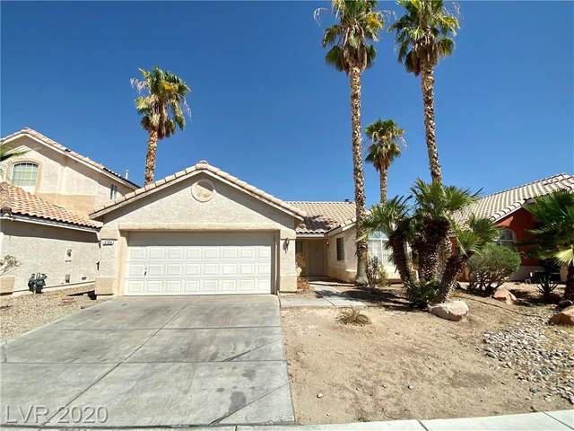3766 White Peppermint Drive, Las Vegas, NV 89147 (MLS #2236335) :: The Perna Group