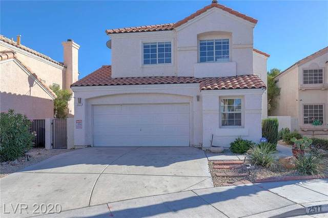 2577 Silver Shadow Drive, Las Vegas, NV 89108 (MLS #2236351) :: The Shear Team