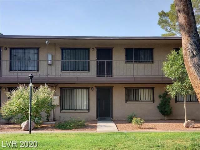 3720 Royal Crest Street #6, Las Vegas, NV 89119 (MLS #2236370) :: Billy OKeefe | Berkshire Hathaway HomeServices