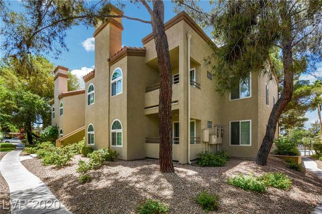 3145 E Flamingo Road #1017, Las Vegas, NV 89121 (MLS #2236381) :: The Perna Group