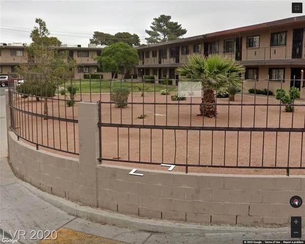 3719 Hazelwood Street #16, Las Vegas, NV 89119 (MLS #2236401) :: Billy OKeefe | Berkshire Hathaway HomeServices