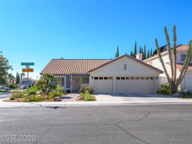 10001 Harpoon Circle, Las Vegas, NV 89117 (MLS #2236403) :: Kypreos Team