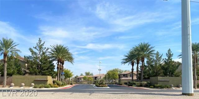 4720 Apulia Drive #102, North Las Vegas, NV 89084 (MLS #2236415) :: The Lindstrom Group