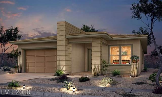 427 Point Sur Avenue, Las Vegas, NV 89138 (MLS #2236420) :: The Lindstrom Group