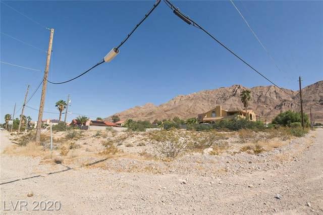 6942 Stewart Avenue, Las Vegas, NV 89110 (MLS #2236428) :: Galindo Group Real Estate