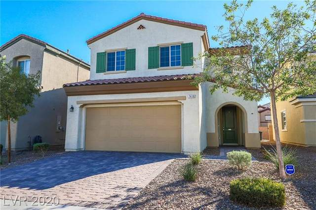 7410 Amesbury Street, Las Vegas, NV 89113 (MLS #2236432) :: The Shear Team