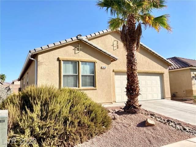 3428 Conterra Park Avenue, North Las Vegas, NV 89081 (MLS #2236462) :: The Lindstrom Group