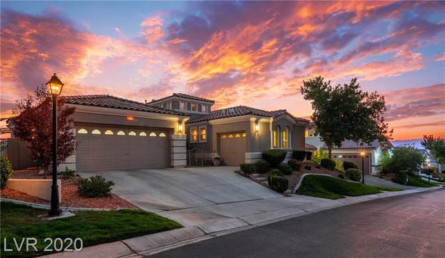 3009 Via Meridiana, Henderson, NV 89052 (MLS #2236488) :: The Shear Team