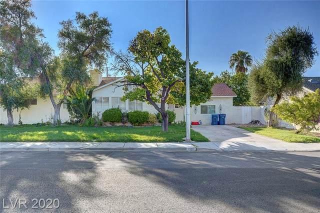 1336 Cashman Drive, Las Vegas, NV 89102 (MLS #2236520) :: Hebert Group | Realty One Group