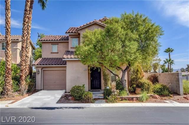 4548 Vail Street, Las Vegas, NV 89122 (MLS #2236580) :: Hebert Group | Realty One Group