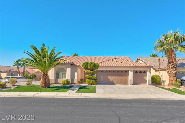3066 Emerald Wind Street, Henderson, NV 89052 (MLS #2236590) :: The Lindstrom Group