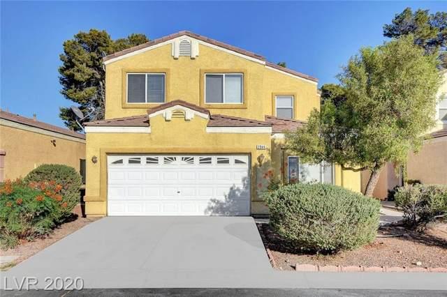 2044 Jesse Scott Street, Las Vegas, NV 89106 (MLS #2236592) :: Billy OKeefe | Berkshire Hathaway HomeServices