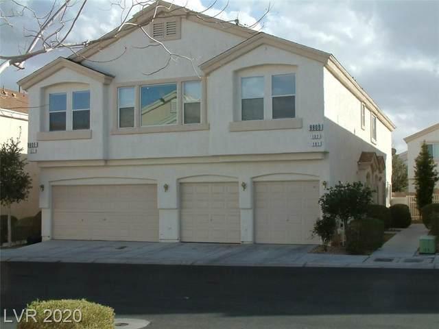 8809 Duncan Barrel Avenue #101, Las Vegas, NV 89178 (MLS #2236594) :: Billy OKeefe | Berkshire Hathaway HomeServices