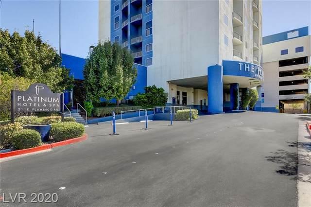 211 Flamingo Road #619, Las Vegas, NV 89169 (MLS #2236609) :: Kypreos Team